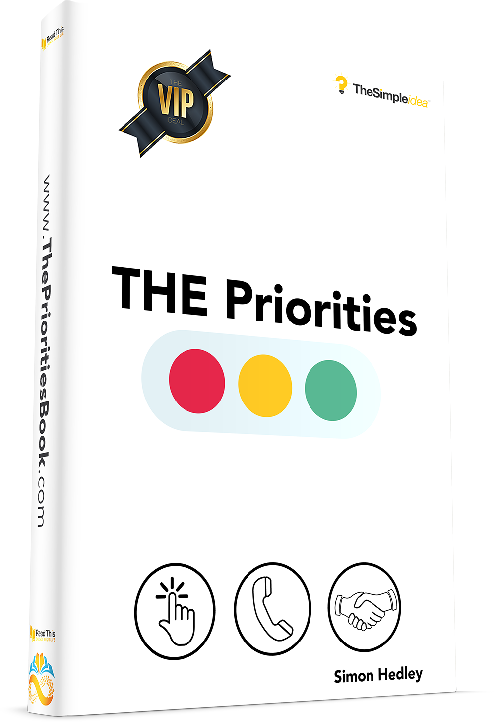 THE Priorities™ Book