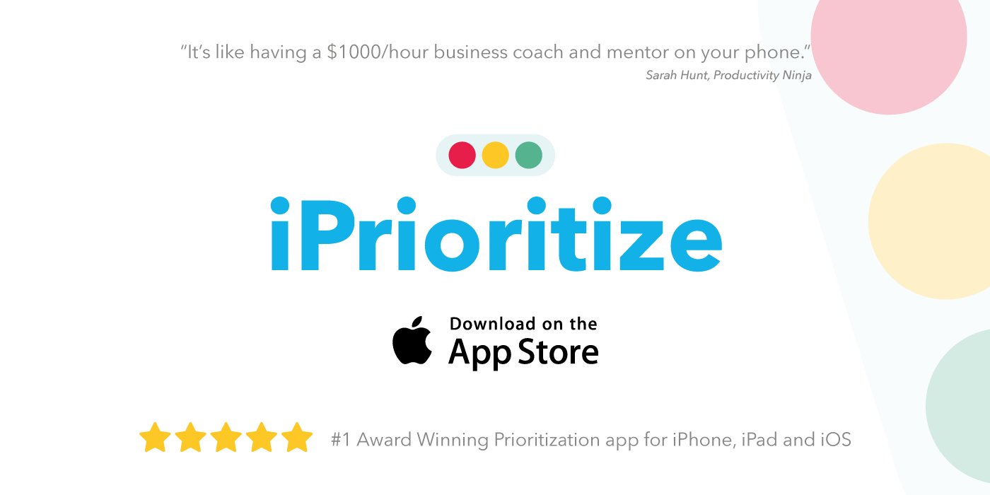 iPrioritize The Prioritisation App for iPhone, iPad, iOS @ the App Store